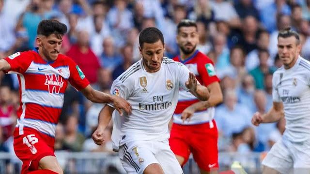 ESPN, Real Madrid vs. Granada EN VIVO por LaLiga: minuto a minuto de hoy