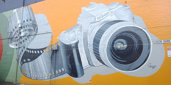 Street Art in Albury