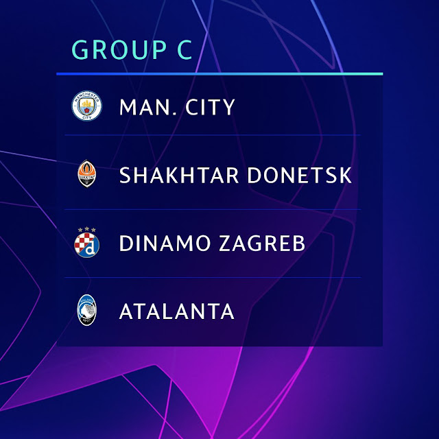 Prediksi Manchester City vs Atalanta — 23 Oktober 2019