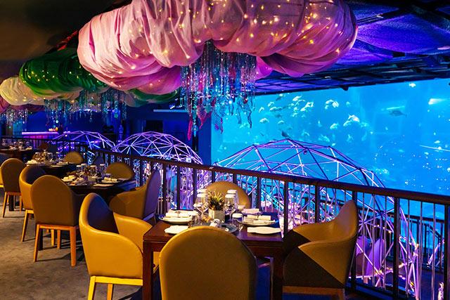 Restoran Aqua Gastronomy
