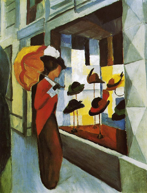Art & Artists August Macke - Part 3
