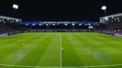 PES 2020 Stadium The Hawthorns