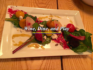 Wine, Dine, and Play