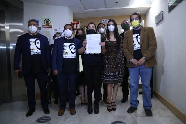 GPPRD exige justicia en el caso de los asesinatos de perredistas en Apaseo El Grande