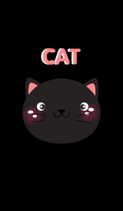 Simple black cat theme v2