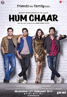 Hum Chaar (2019) Full Movie Hindi 720p HDRip ESubs Download