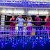 1ª noite do Natal Iluminado reúne milhares de famílias eunapolitanas na Praça do Pequi