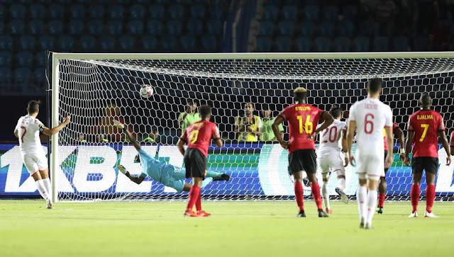 فيديو..تونس تتعادل مع أنغولا بهدف لمثله في كأس أمم إفريقيا 2019
