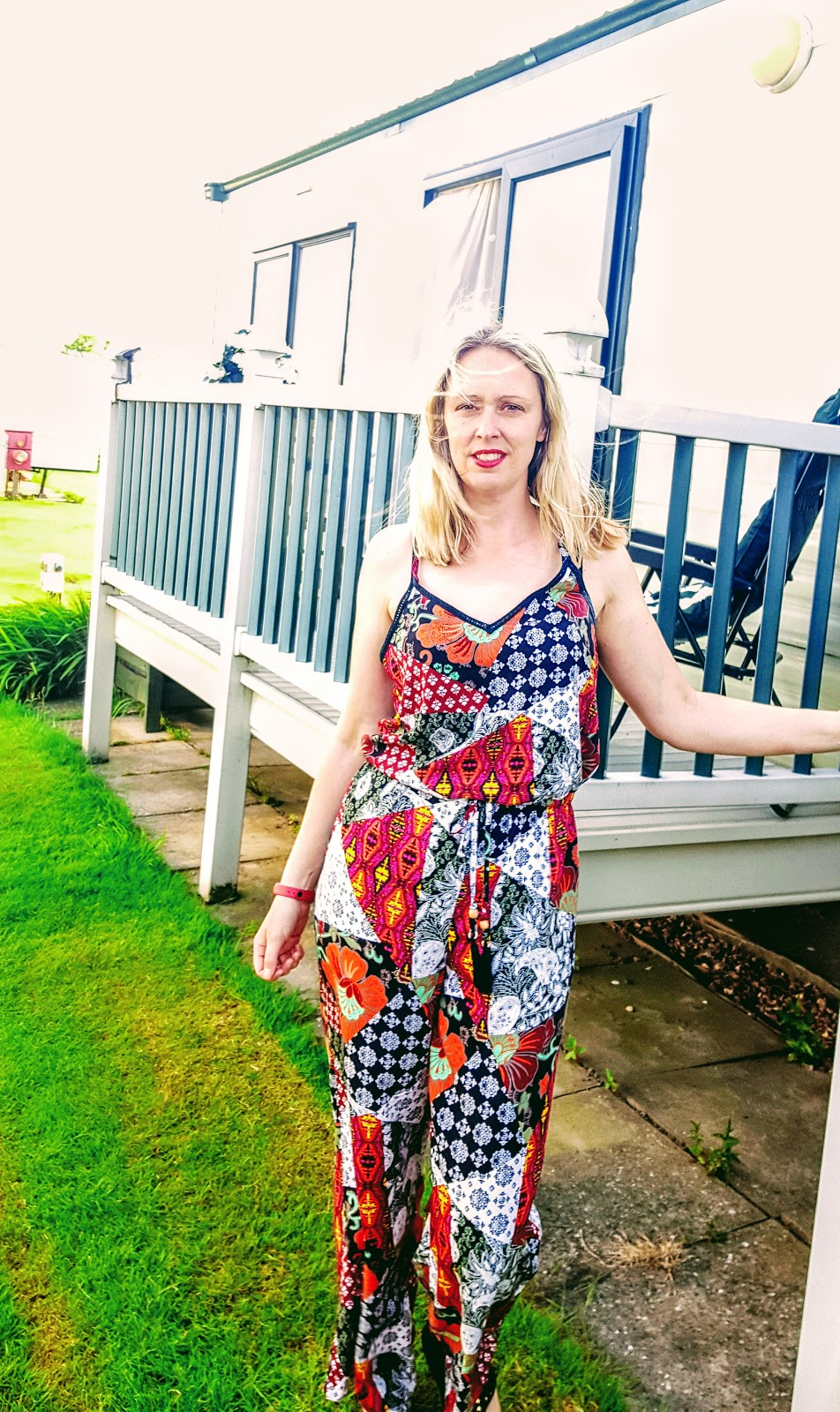 What I Wore: Skegness Style