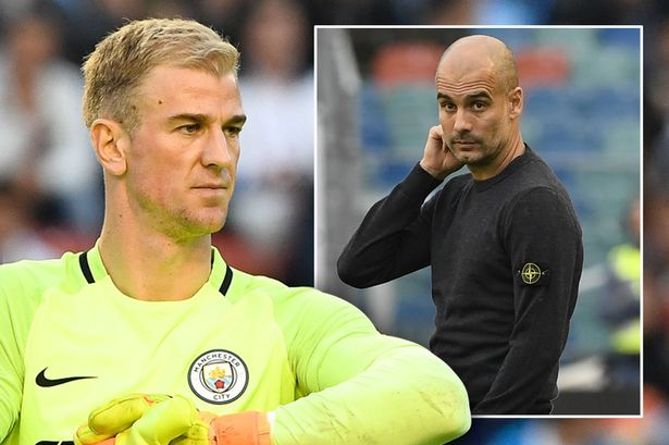 Guardiola On Joe Hart