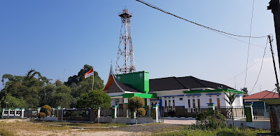 Kantor Stasiun Pemantau Atmosfer Global Bukit Kototabang