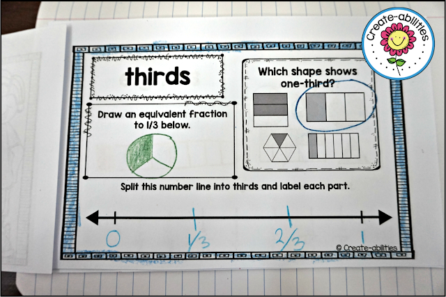 Fractions Little Book