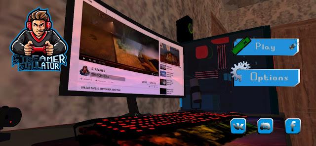 أخرا تم حل جميع مشاكل محاكي اليوتوب Streamer Life Simulator على الهواتف الأندرويد