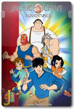 Jackie Chan Adventures (2000-2005) Torrent