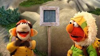 Sesame Street Elmo The Musical Mountain Climber the Musical