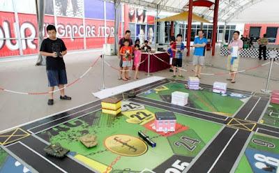 Singapore Discovery Centre (SDC) Tempat Wisata di Singapura : tempatwisata.biz.id