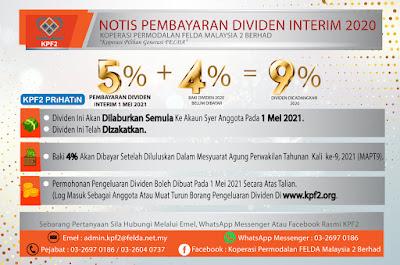 Dividen KPF2 2020 2021