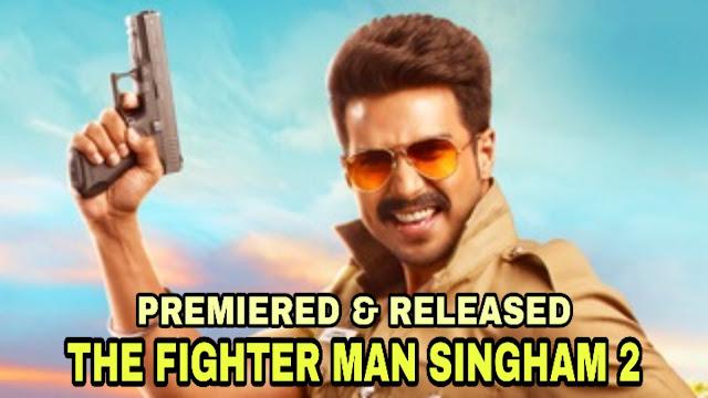 The Fighter Man Singham 2