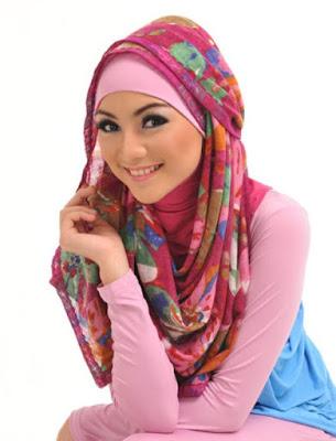 Gambar Model Jilbab Terbaru