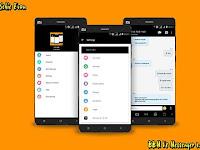 BBM V8 Messenger Versi Terbaru 3.1.0.13 Mod Full DP Transparan No Crop