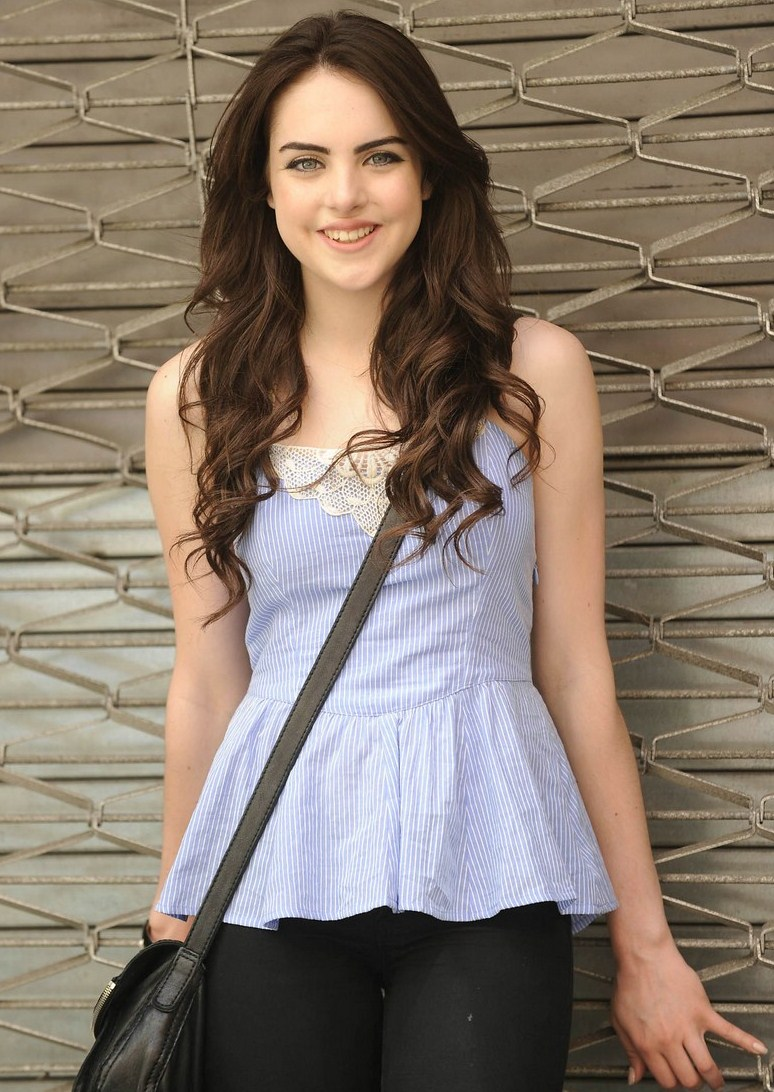 Elizabeth Gillies HD New Wallpapers 2012 | It's All About ...