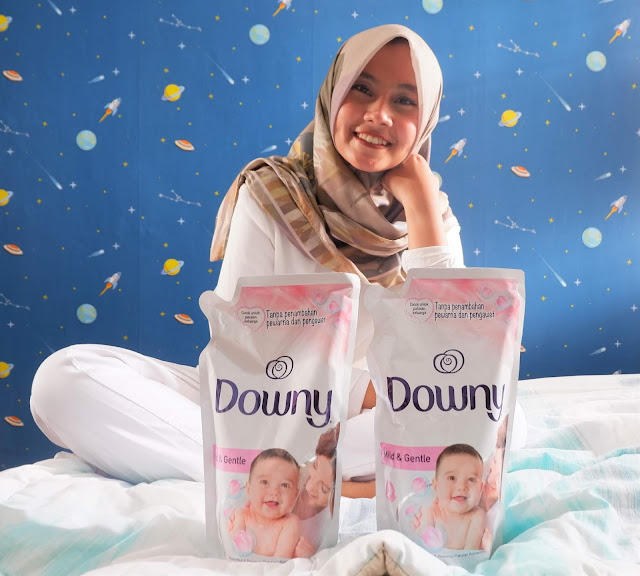 Downy Mild & Gentle