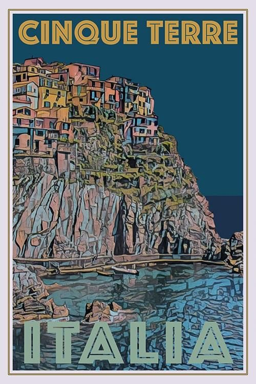 Italy Vintage Posters