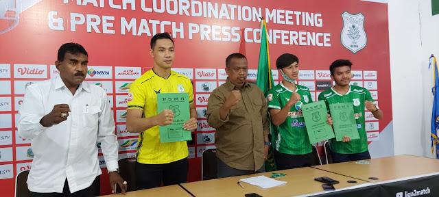 Jelang Liga 2, PSMS Medan Rekrut 3 Pemain Baru