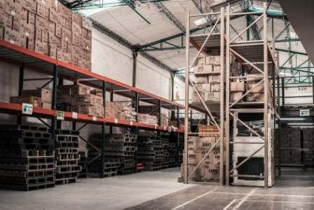 E-Commerce Is Changing Warehouses