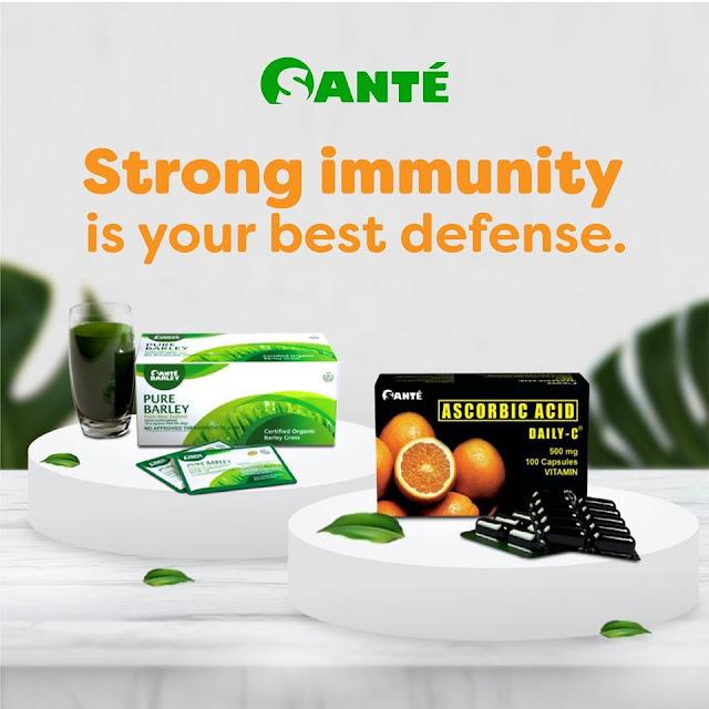 Santé boost immune system