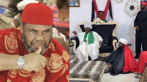 Pete Edochie Cries Out Over Threat To His Life For Featuring In Movie Portraying Shiites As Terrorists