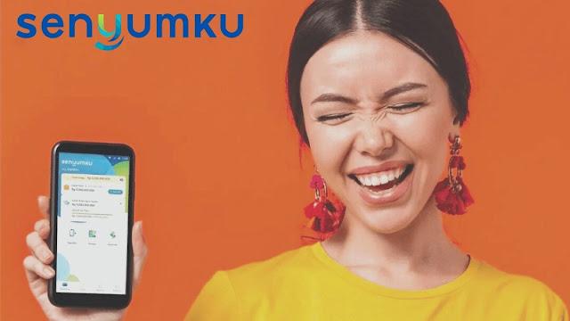 aplikasi senyumku dari Ammar Bank yang memudahkan hidup