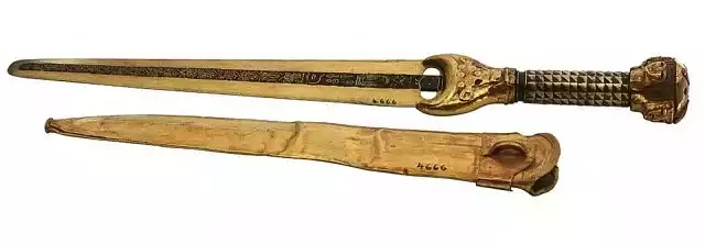 Ancient Egyptian Daggers