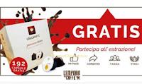 Logo Vinci gratis 192 Capsule Lollo Caffè Oro Compatibili Dolce Gusto