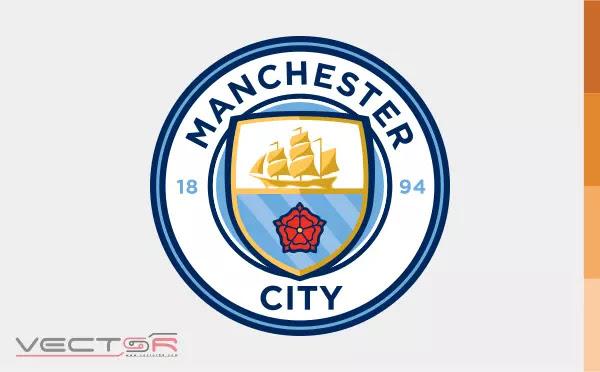 Manchester City FC Logo - Download Vector File AI (Adobe Illustrator)