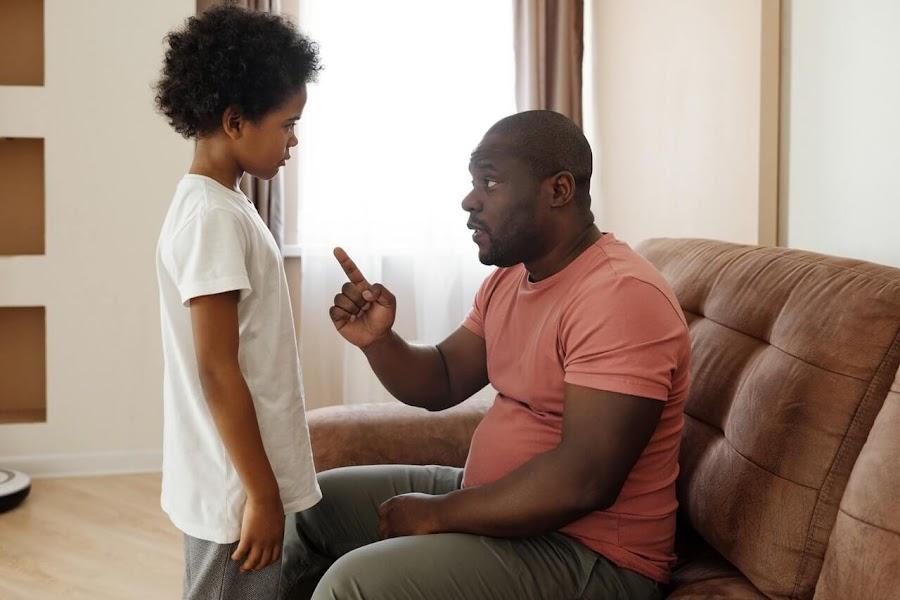 Castigar es maltratar no es efectiva