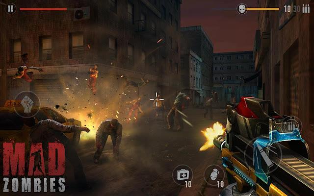 Mad Zombies 5.13.1 mod