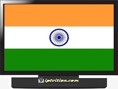 Free IPTV M3u India links 18/07/2019
