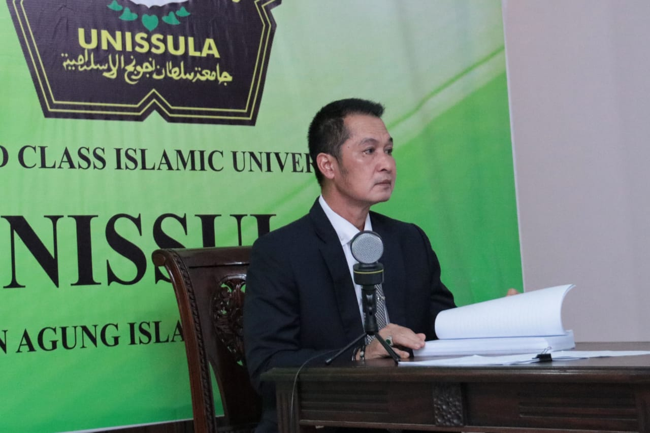 Plt Bupati Kudus Sukses Menyandang Gelar Doktor Ilmu Hukum