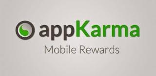 AppKarma adalah Aplikasi Android Penghasil Uang