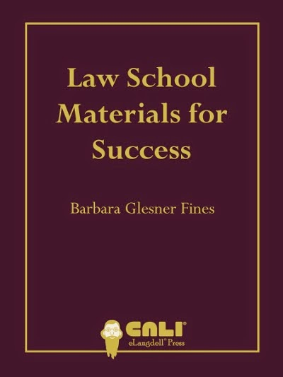 Law School Materials for Success cover