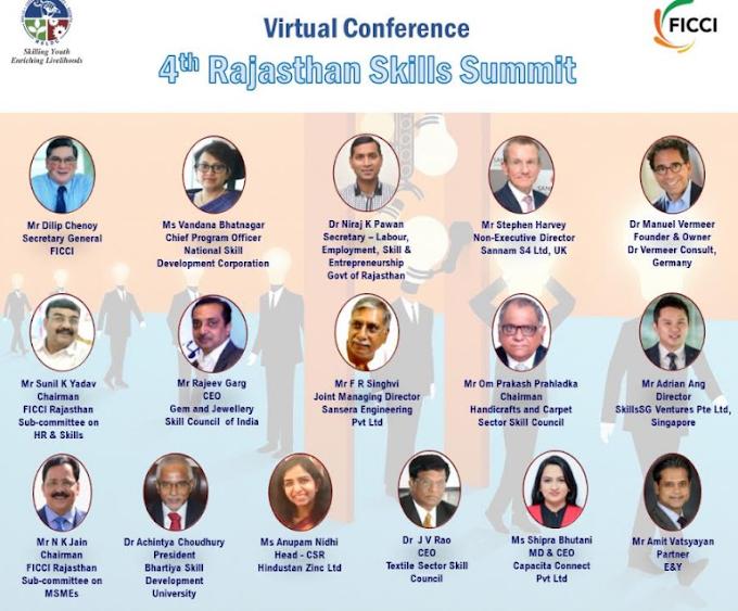 Rajasthan skill summit