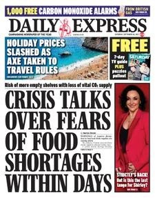 Read Online Daily Express Magazine 18 September 2021 Hear And More Daily Express News And Daily Express Magazine Pdf Download On Website.