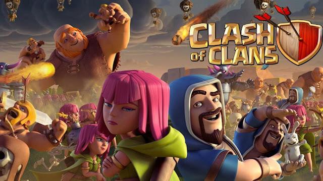 تحميل لعبة كلاش اوف كلانس Clash Of Clans للاندرويد والايفون