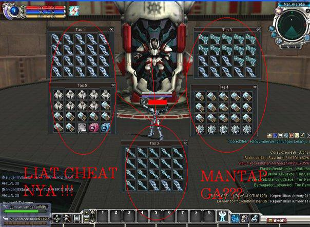 Download Cheat Dupe Rf Online