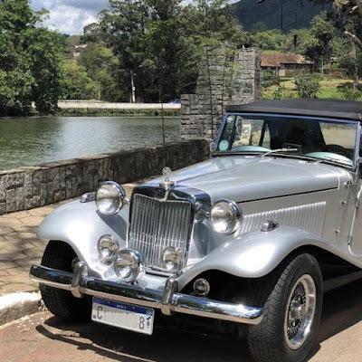 Como o Rio de Janeiro foi o primeiro estado do Brasil a adotar as novas placas do padrão Mercosul, este teria sido o primeiro MP Lafer a ser emplacado como veículo de coleção nesta condição.