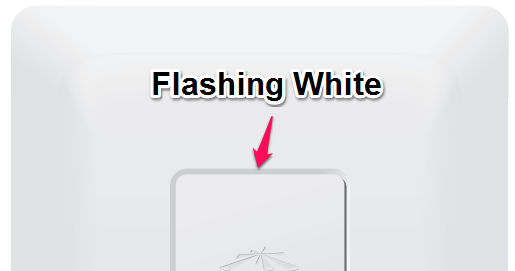Br0sk: How to fix UniFi AP AC flashing white and getting