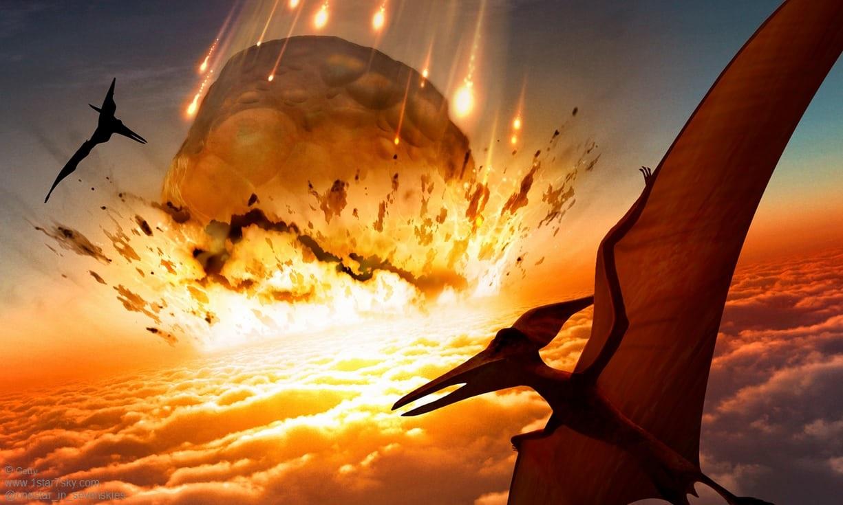 دایناسورها بدشانس بودند: آن سیارک به بدترین جای ممکن از سطح زمین برخورد کرده بود!