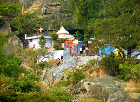 Adhar Devi Temple Mount Abu