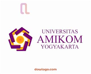 Logo Universitas AMIKOM Yogyakarta Vector Format CDR, PNG
